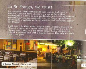 Sr. Frango