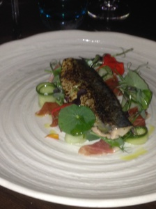 Torched Cornish Mackerel
