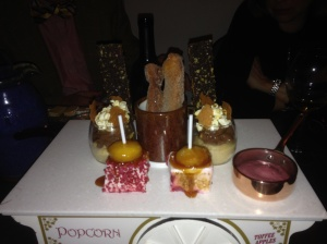 Award winning dessert The Fairground