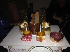 Award winning dessert The Fairground