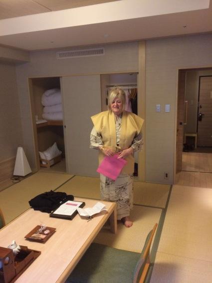 me and kimono