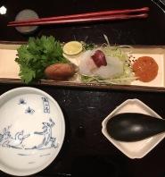 more raw fish