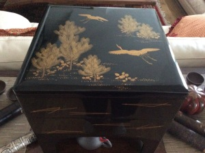 laquerware box