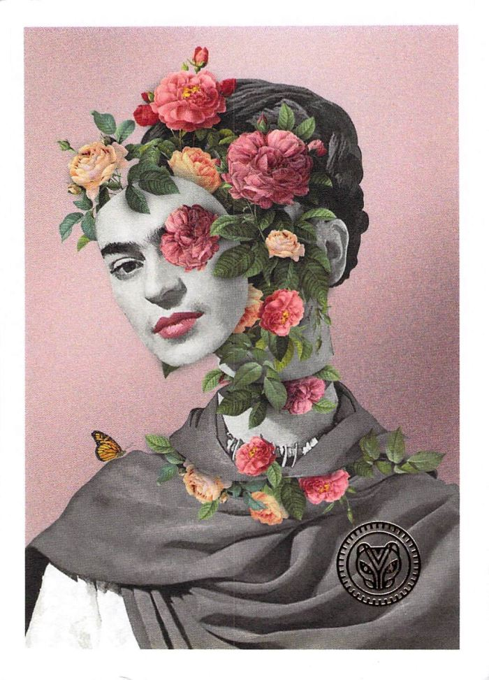 Frida Kahlo , Viva Mexico!!